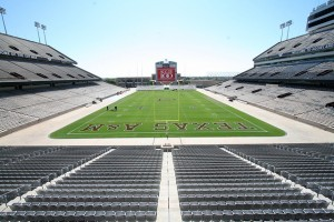 Kyle Field, home of the Texas A&M Aggies. (Photo via Flickr/Ed Schipul)